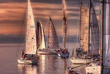 Sailing Away...