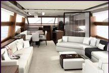 Boats & Yachts Interiors