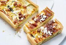 Hartige taart / quiche