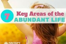 Health Tips For Abundant Life / Top tips and tricks for women, for teens, and mens tips about how to daily live an abundant life that involves mental and body fitness.