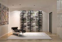 Black & White / Il black and white Design  home office rappresenta sempre una particolare classicità, ma allo stesso tempo conferisce al tuo ambiente un  tocco di design minimale.