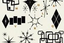 Reference: Typography, Logo & Symbol Design / Typography/Logo/Symbol Design concepts/reference