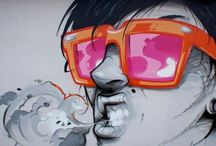 Art and Creativity / Here #Art #StreetArt #Urban #Street #Creativity #Photography