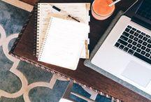 Social & Blogging / #SocialMedia, #Facebook, #Instagram #Linkedin, #Twitter, #Pinterest, #Blog, #Blogging