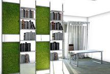 Green. Verde per arredare / GIARDINI Innovativi  Idee Green  per arredare