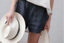 What to wear in summer / Planning summer wardrobe