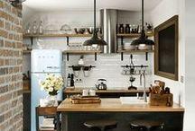 Home decoration : kitchen