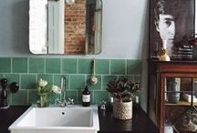 Home decoration : bathroom