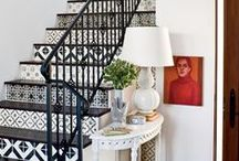 Stairs & floors / Home decoration : stairs & floors