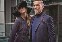 Karaca Business Casual Look 2015-16 Autumn-Winter / #pockethandkerchief #business #casual #man #karaca #formal #menstyle #autumn #winter #pants #look #shirt #basic #jean #canvas #sport #stylish #style #elegant #design #outfit