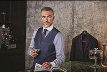 Karaca Business Look 2015-16 Autumn-Winter / #business #suit #formal #man #karaca #menstyle #autumn #winter #fresh #pants #look #tie #stylish #style #elegant #design #outfit