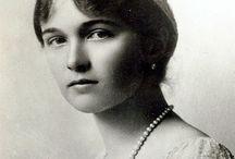Grand duchess Olga Nikolaevna Romanov