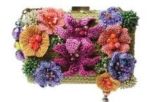 Handbags - Flowers / All handbags with realistic 3D flowers