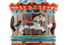 Handbags - Birdcage & Carousel