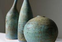 Ceramic bowls, plates,vases