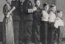 Grand duchess Xenia Alexandrovna Romanov / Mother of 1 daughter & 6 sons