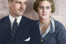 Hereditary Georg Donatus of Hesse & Cecilie of Grecce and Denmark