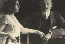 Grand duchess Victoria Melita Feodorovna, princess of Edinburgh