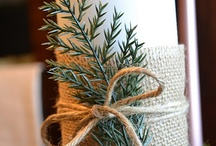 DIY Christmas  / The best gifts are from the heart, not the pocketbook. / by Renee Brayden