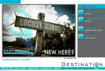 Destination Church / series Ideas, marketing tips, set design, etc for Destination Church in Locust Grove. www.DestinationChurch.cc @destinationch / by Kimberly Busby Ainsworth