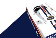 Rothmans racing