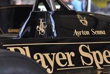 John Player Special racing