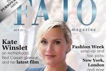 FAJO Magazine, Senior Photographer / Editorial, Fashion shot for FAJO Magazine