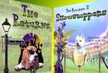 The Returns Book Series / The Returns Books Characters' photo album