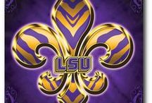 Lovin' LSU / Are you a die-hard LSU fan? This board is for you!