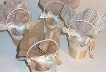 Ester / Lavoretti per la Pasqua: cestini, decorazioni, tags, card e altro...