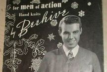Beehive Mens Archive / Beehive #menofaction images from the 2014 range of Made in GB. Inspired by the Beehive knitting patterns of pre and post war, air, land and sea and all adventurers www.thebeehivebrand.co.uk