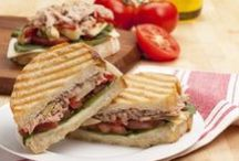 Sandwich Heaven / Tuna wrap and sandwich ideas / by StarKist