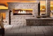 Fantastic Fire Pits & Fire Places