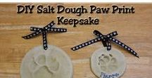 DIY Dog Crafts / Do-It-Yourself items for the furry love of your life!