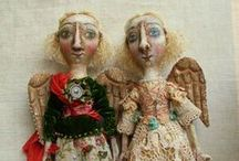 Lalki - Dolls - Angels