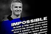 SOCCER QUOTES / Cool quotes about soccer (football)