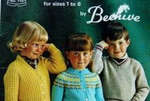 Beehive Children's Archive / Beehive Childrens wear an eclectic mix of the cutest clothing inspired by out Beehive knitting patterns.. #beehivekids #beehiveminis. www.thebeehivebrand.co.uk