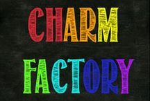 Current Sales and Giveaways / Follow this board to keep up with our sales and giveaways! / by Charm Factory