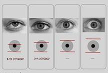 Eyes / Parts of body. Eyes.