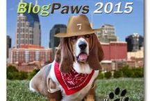 BlogPaws 2015 Conference / I am an Ambassador for The BlogPaws 2015 conference being held at the Sheraton Music City Hotel in Nashville May 28-30. Join us!