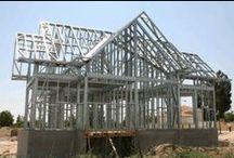 1 - LGSF Buildings / Light Gauge Steel Frame Buildings