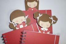 bookmarks and gift tags / Segnalibro, chiudipacco e tag
