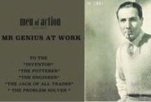 MR GENIUS AT WORK - BEEHIVE