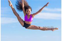 D A N C E/gymnastics life / by Angel Lundy