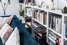 My Library / Ideas for my reading room