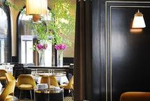 RESTAURANTS | Paris / Looking for a restaurant in Paris with a strong personality...Here you are, your selection of delicious and irresistible addresses.