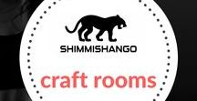 Craft Rooms / Everything to do with craft rooms and organisation found here.
