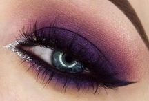 Makeup love / Just some make up looks that I love. And some that I want to try. Also make up products that I would like to own