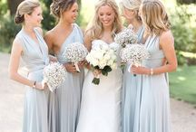 Grey Shades / Grey wedding decor to inspire