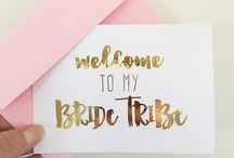 Will you be my... / Bridesmaid. The latest in bridesmaid proposals